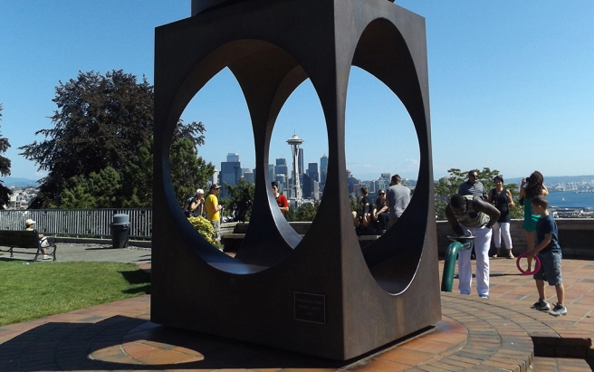 Kerry Park-Changing Form by Doris Chase2-1969