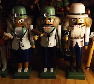 doctor-nurse-photographer-nutcrackers
