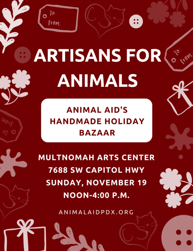 Artisans for Animals