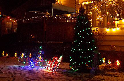 Christmas Lights Portland Oregon 2020 Peacock Lane residents cancel 2020 holiday light display in