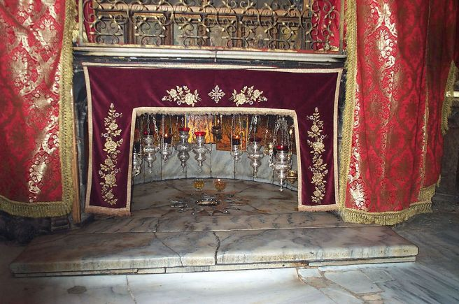 Altar of the Nativity-Rossnixon (English Wikipedia author)