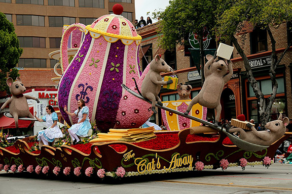 Cat'sAwayRoseParade2017