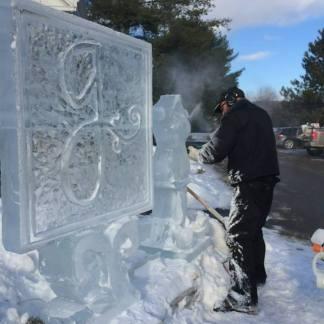 IceCarvingStoweWinterCarnival