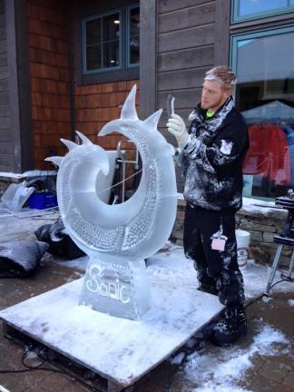 IceCarvingStoweWinterCarnival2