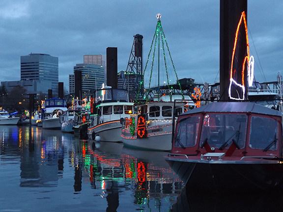 Last Day To Ship For Christmas 2019.Portland S Christmas Ship Fleet Announces 2019 Parade