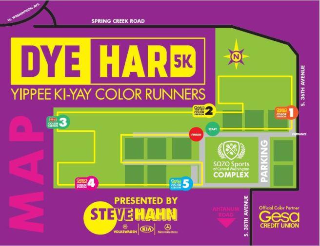 Dye-Hard-Color-Run-course-map-Yakima