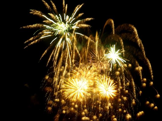 fireworks-shower-Vancouver