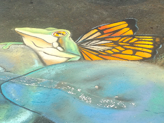 La-Strada-dei Pastelli-Chalk-Art-Festival-Beaverton8