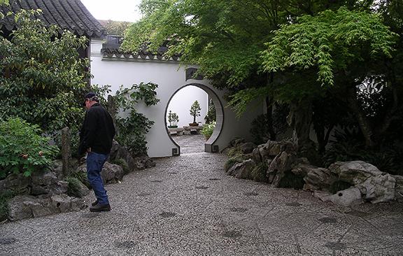 Lan Su Chinese Garden-Portland2