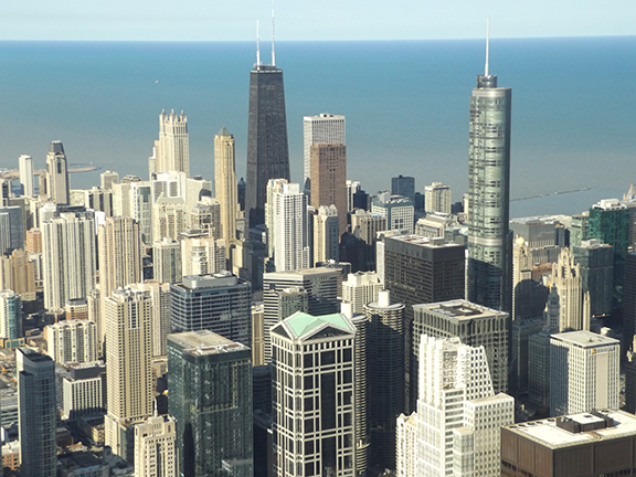 view-from-Skydeck-at-Willis-Tower