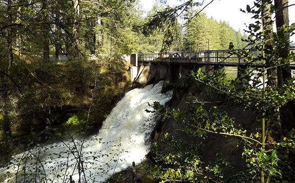 Dam-Number-2-Lacamas-Regional-Park