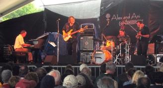 Brubeck-Brothers-Quartet-Newport-Jazz-Festival