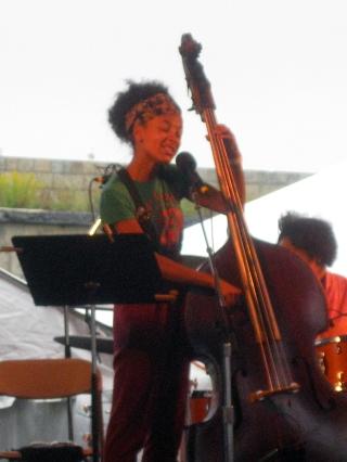 Esperanza-Spalding-Newport-Jazz-Festival