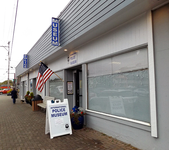 International-Police-Museum-Rockaway-Beach-Oregon