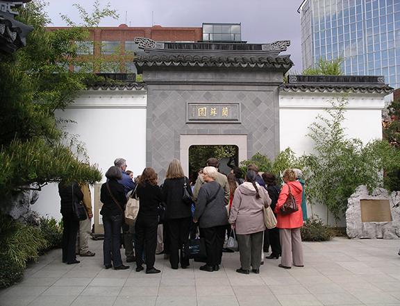 Lan-Su-Chinese Garden-Portland-Oregon