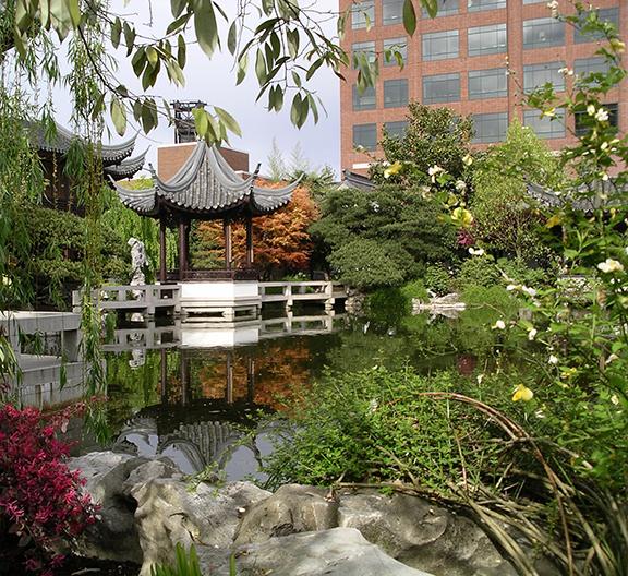 Lan-Su-Chinese Garden-Portland-Oregon12