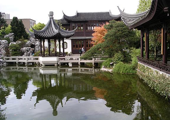Lan-Su-Chinese Garden-Portland-Oregon6