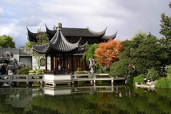 Lan-Su-Chinese Garden-Portland-Oregon7