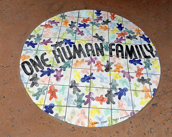 One-Human-Family-tiles-Southernmost-Point-Key-West