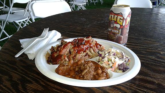 Tigard-Festival-of-Balloons-BBQ-pork-Que'd
