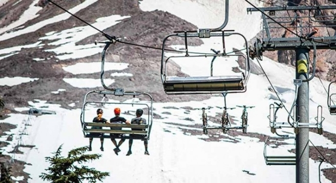 Timberline-chair-lift