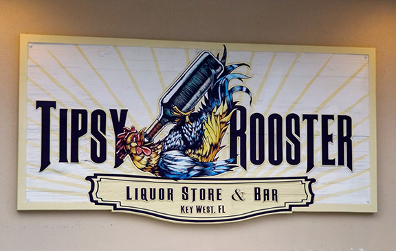 Tipsy-Rooster-sign-Key-West