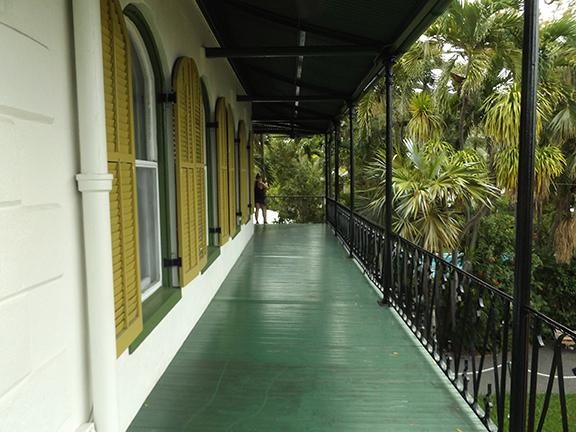 balcony-Ernest-Hemingway-House-Museum-Key-West
