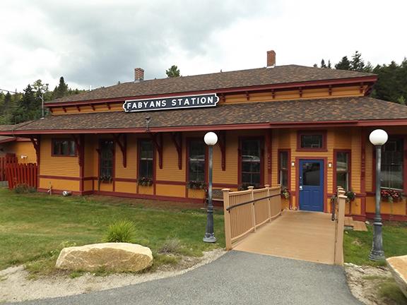 Fabyans-Station