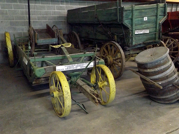 Fort-Walla-Walla-Museum-manure-spreader