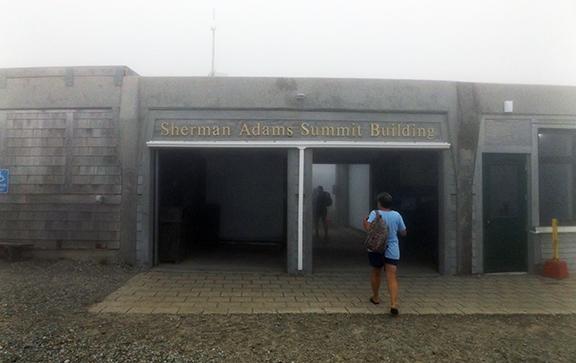 Mount-Washington-Sherman-Adams-Summit-Building