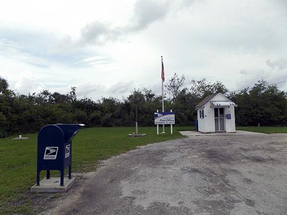 Ochopee-Post-Office