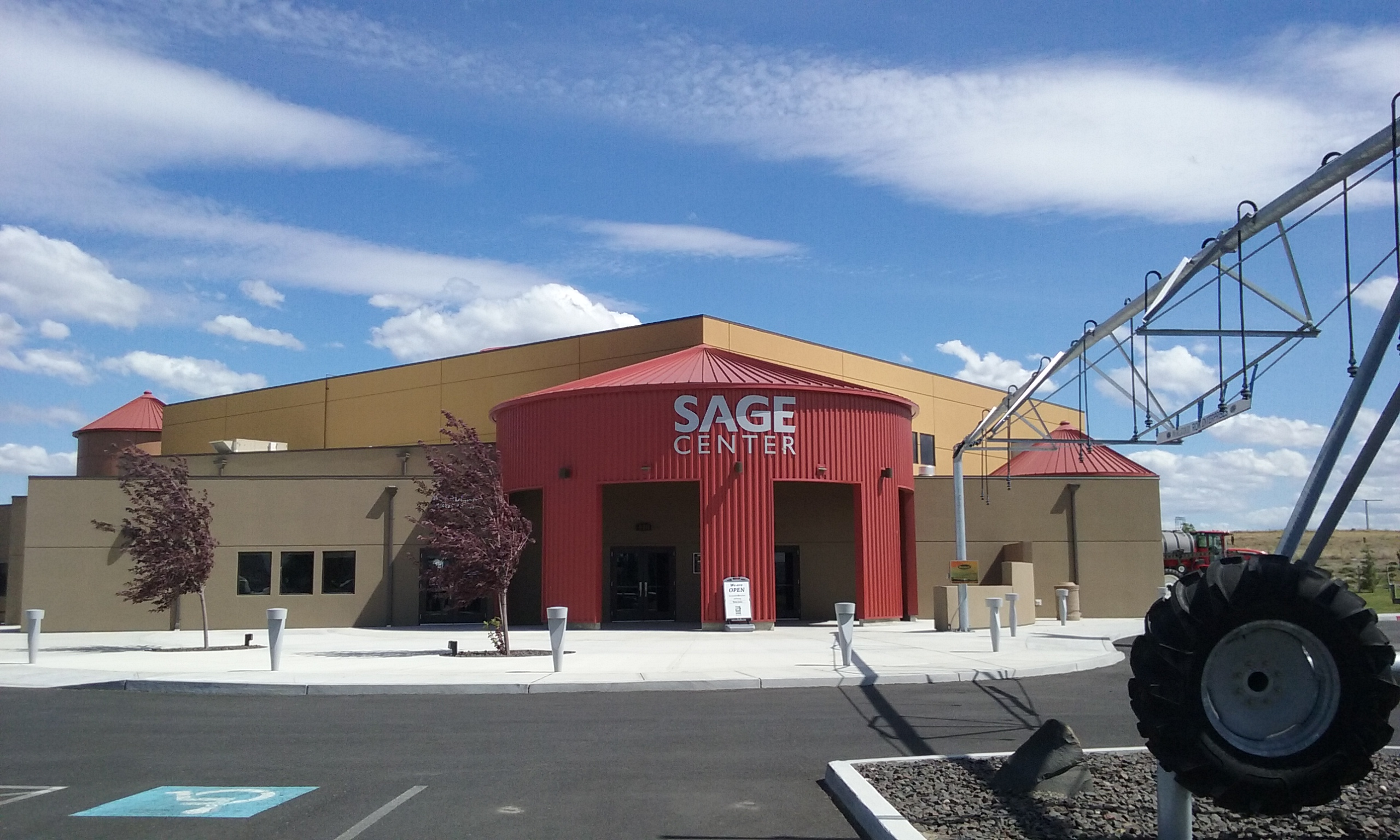SAGE-Center-Boardman-Oregon