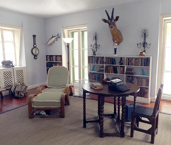 studio-Ernest-Hemingway-House-Museum-Key-West