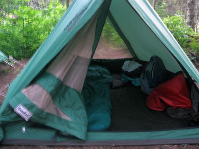 tent-Umbagog-Lake