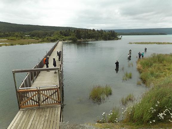 Katmai-National-Park-and-Preserve-bear-gate-Brooks-Falls-trail