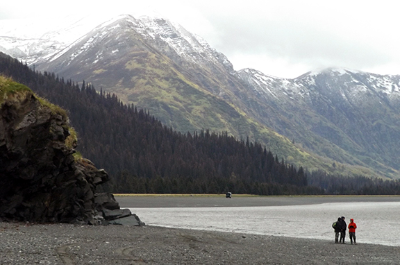 Lake-Clark-National Park-and-Preserve-bear-tour-view-from-Chinitna-Bay
