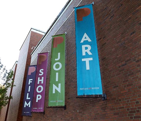 Portland-Art-Museum-banners-Oregon