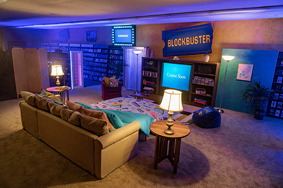 Blockbuster-sleepover-Bend-Oregon