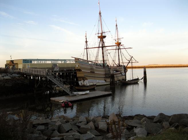 Mayflower-II-Plymouth