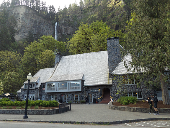 Multnomah-Falls-Lodge