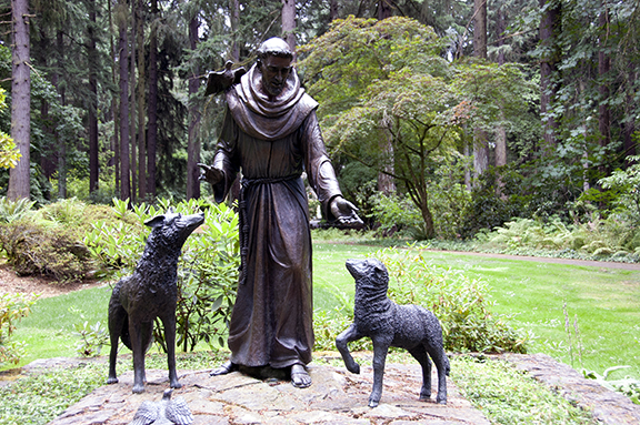 Saint-Francis-of-Assisi-upper-garden-The-Grotto-Portland