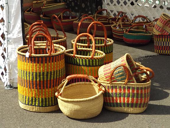 Scandinavian Festival-baskets