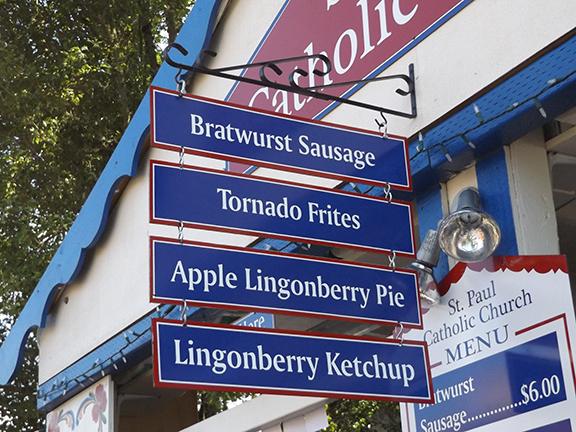 Scandinavian Festival-food-vendor-sign