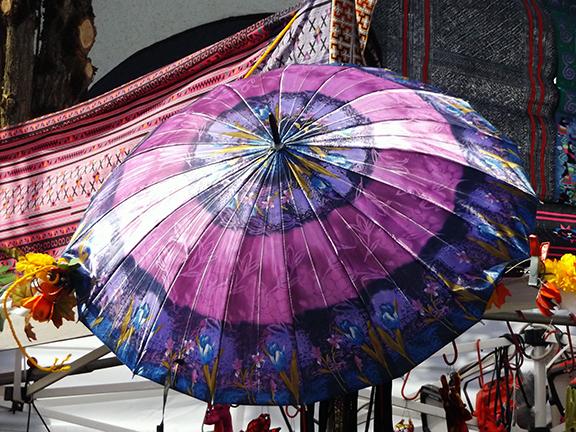 Scandinavian Festival-umbrella